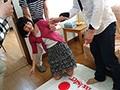 泥酔BBQNTR 妻の会社の飲み会ビデオ7 週末青空BBQ編