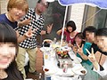 [NKKD-041] 泥酔BBQNTR 妻の会社の飲み会ビデオ7 週末青空BBQ編