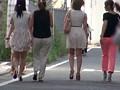 [NNPJ-003] ナンパJAPAN レズHunt Vol.01 「上原亜衣&女監督なんともJAPAN編」