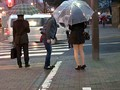 街角でナンパした素人娘たちはびっしゃ~ぶっしゃ~大洪水!!お潮を吹いて吹かせてぶっかけ潮まみれレズプレイ 女監督なんともJAPANが行く、お潮まみれのびしゃびしゃ濃厚レズナンパ編