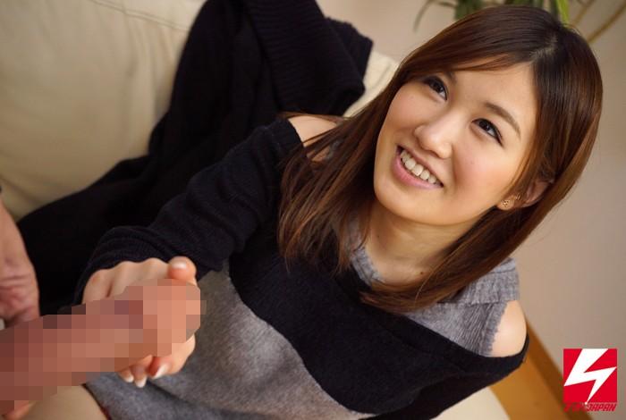 街でナンパした素人女子にメガチ●ポを見せてみたらうっとりハニカミ赤面顔Vol.02 エッチな本気濡れおま●こに初めてのメガマラ挿入体験 の画像8