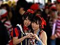 [NNPJ-222] ハロウィンで賑わう渋谷で美少女2人組をGET!!賞金50万円レズビアンミッションをお願いしたら、お酒とコスった勢いで普段は真面目な優等生同士がハメを外して人生初のはっちゃけ親友レズプレイ