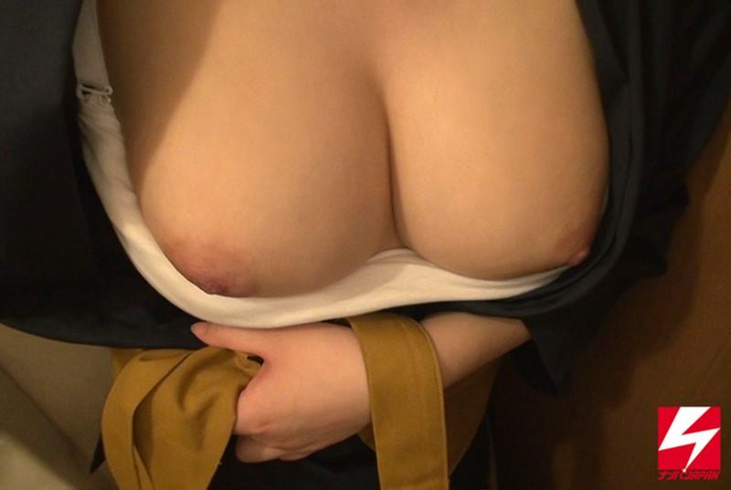 人気居酒屋で働く看板娘を脱がしてみたらロケット美巨乳Gカップ!ナンパJAPAN EXPRESS Vol.80 画像10枚