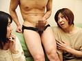 母娘ナンパ デカチ●ポから目が離せない親子のセンズリ鑑賞 4 3