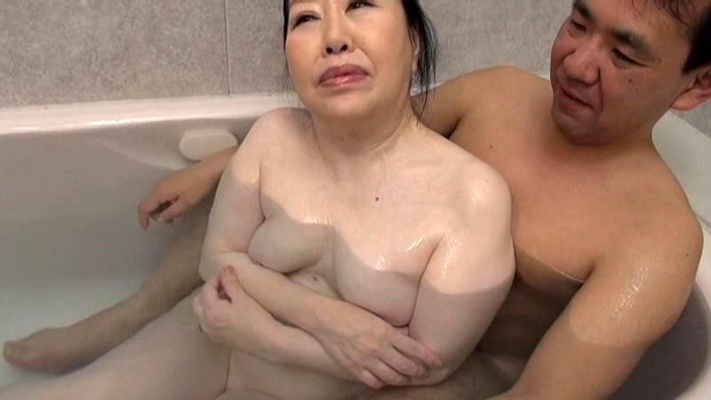 古希で初撮り 城美香12