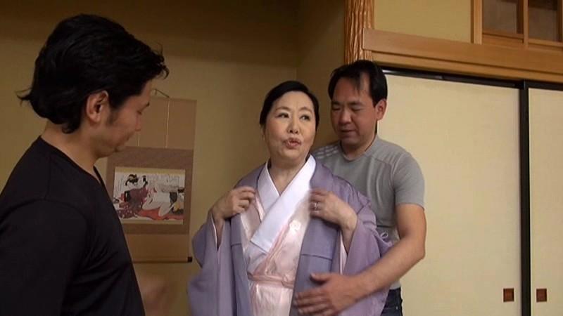 古希で初撮り 城美香2