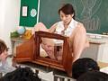 【独占】女教師がフィストで教える性教育 矢部寿恵