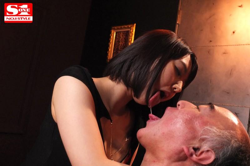 濃密に舌を絡ませ何度も唾液交換を繰り返す超濃厚ベロキスSEXじっくりたっぷり24本番8時間 の画像6