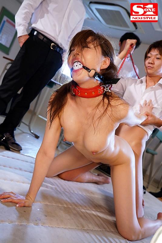 【三上悠亜】拘束、緊縛、SM調教 レイプしたい願望【SM動画】