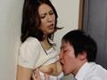 43歳 松嶋友里恵 息子に身体を許す母…夫の隣で… デジタルモザイク匠 16