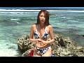 (小川あさ美 ムービー)ギリギリモザイク sex ON THE BEACH~南の島でパコパコ☆