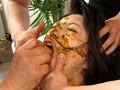 [OPUD-227] 食糞中出しアナル拘束セレブ糞豚便器 鮎原いつき