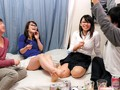 イケメンの友達がほろ酔い状態の女子を僕の部屋に連れて来た!僕にはそれだけで大興奮なのに超過激でHな王様ゲームが始まっちゃって…巨乳若妻編 2 17