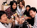 [OYC-087] 見なきゃよかった…結婚間近の彼女のバイト仲間との飲み会映像