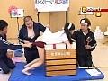 浣腸スポーツ競技会(1)~美人アスリートが屈辱のウ○コ大量噴出! サンプル画像 No.1