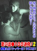 夏の盗○100連発!(2) 〜着替えだ!シャワーだ!SEXだ!