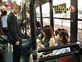 集団痴○バス!乗車してくる女を次々レ○プ 15