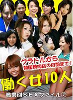 グラドルから韓国焼肉店の母娘まで!働く女10人の職業別SEXファイル(7) ダウンロード
