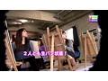 某女子大の美術部に潜入!(4)〜デッサンモデルにフェラチオまでしてしまう美人部員 サンプル画像0