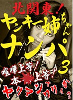 「北関東!ヤンキー姉ちゃんナンパ(3)」のパッケージ画像