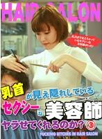乳首が見え隠れしているセクシーな美容師はヤラせてくれるのか?(3) ダウンロード