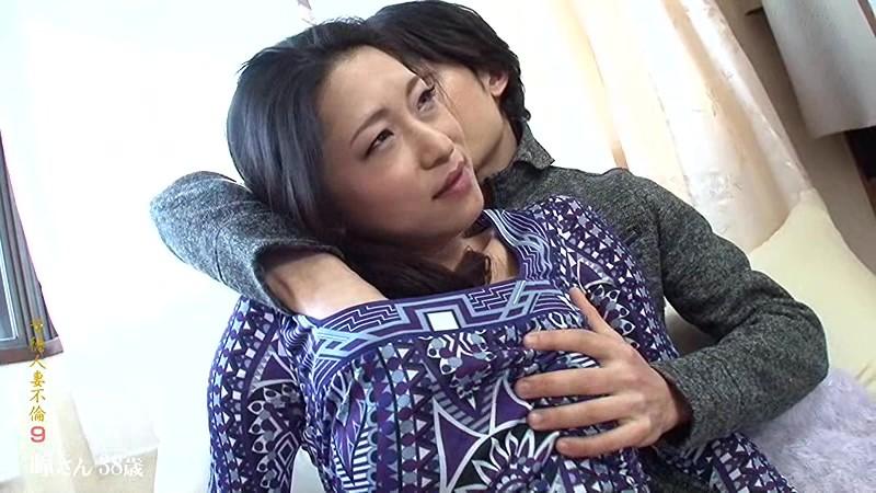 一度限りの背徳人妻不倫(9)~色気が滲み出るFカップエロ妻・瞳38歳 の画像3