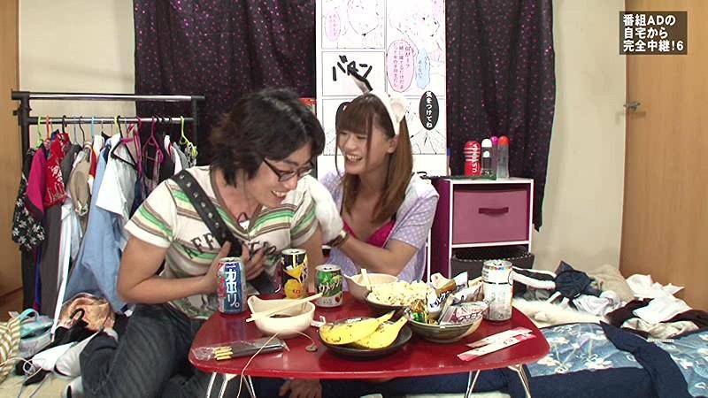 番組ADの自宅から完全中継!酔った女友達を泊めてエロいコトしたい(6)のサンプル画像006