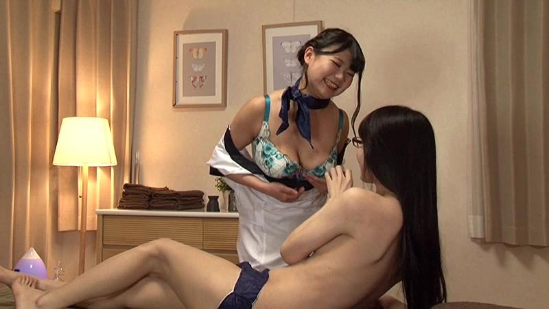 サオあり美人ニューハーフが女性専門エステで美人店員をハメる!(4) の画像19