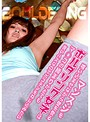 マンスジを喰い込ませながら壁を登るボルダリング女子はマ●コの締まりがとても良いハズなのでポコチンをねじ込んでみたい