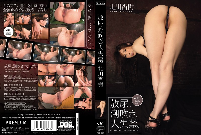PGD-661 - Pissing, Squirting, And Incontinence Anju Kitagawa