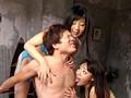 [PLA-058] 出会って速攻、女優3人の方から襲いかかる生中出しハーレムSEX