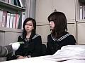 不正乗車・キセルした女子校生に私的制裁映像 サンプル画像0