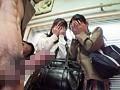 突然現れた変態おじさんのチ●ポが…変態おじさんのフル勃起デカチン18cmに驚くも興味がある女子校生たち2 コートをガバっ!キャァア!なになに?!デカくない?!よく見せてよ!! 8