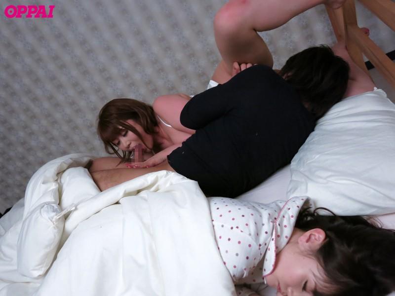 彼女のお姉さんは巨乳と中出しOKで僕を誘惑 推川ゆうり