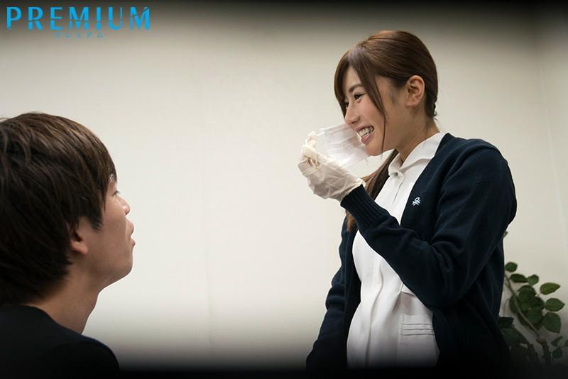敏感体質がコンプレックス!はにかみ現役看護師さんをAV出演させちゃいました! 新沢平蘭 の画像10