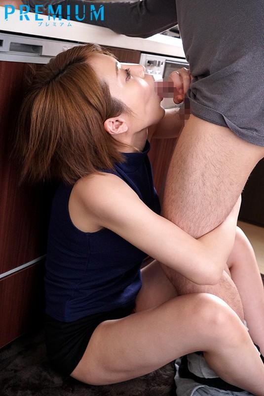 隣家の欲求不満妻に膣絡みロックで犯される! 君島みお の画像10