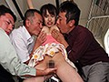 [PRED-101] 背後から迫る乳モミ痴漢に開発された巨乳女子大生 相沢夏帆