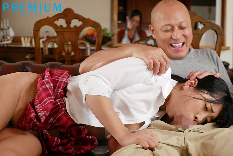 私が黙って犯されていれば、家族みんなが幸せでいられる。 高杉麻里 画像10枚