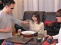 鍋パーティーNTR ~親友と彼女の最低な浮気中出し映像~ 真由#2(1)