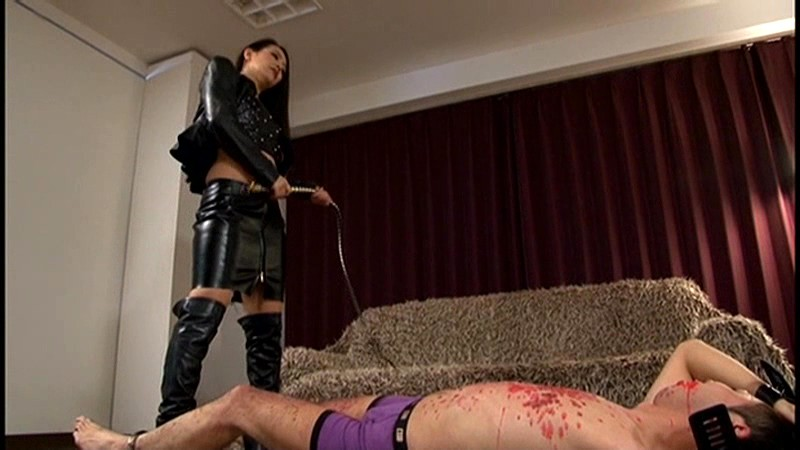 女王様と家具奴隷 快楽・調教・拷問 及川貴和子 の画像15