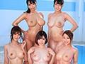 男1人と大人数の淫乱女の子とのハッピーハーレムSEX!あたり一面女の子スペシャル8時間 画像9