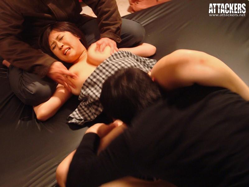奴隷オークション2 CODE:No.226 堕とされたアイドル 沢井まゆ 青山菜々 の画像11