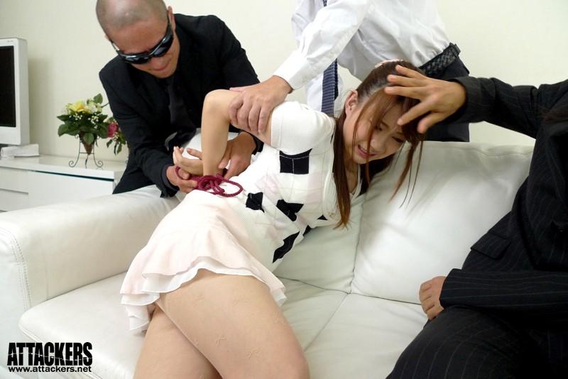 お父さんの身代りになります。 私、どうしようもないほど堕ちてゆく…。 愛花沙也 の画像3