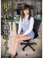 「犯された職場のアイドル 神波多一花」のパッケージ画像