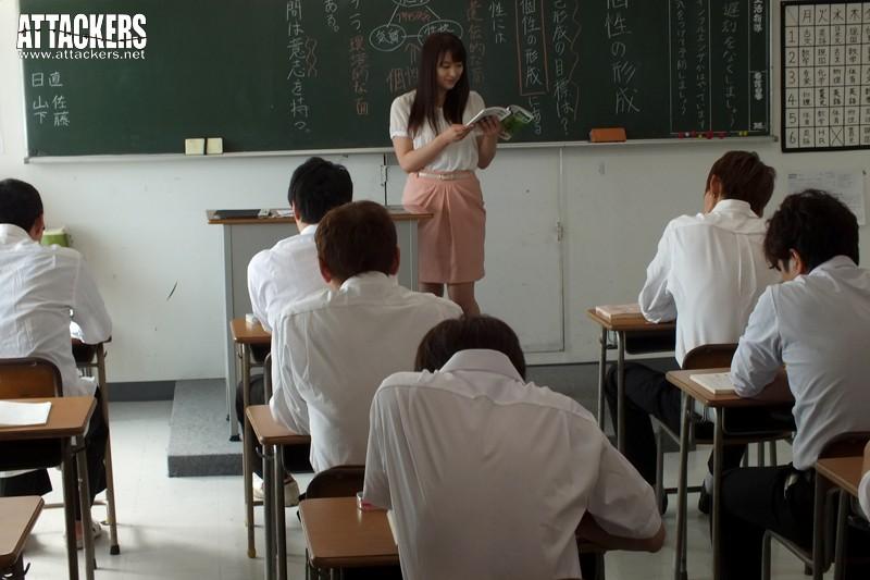 服従の時間割 女教師、恥辱の日々…。 周防ゆきこ の画像8