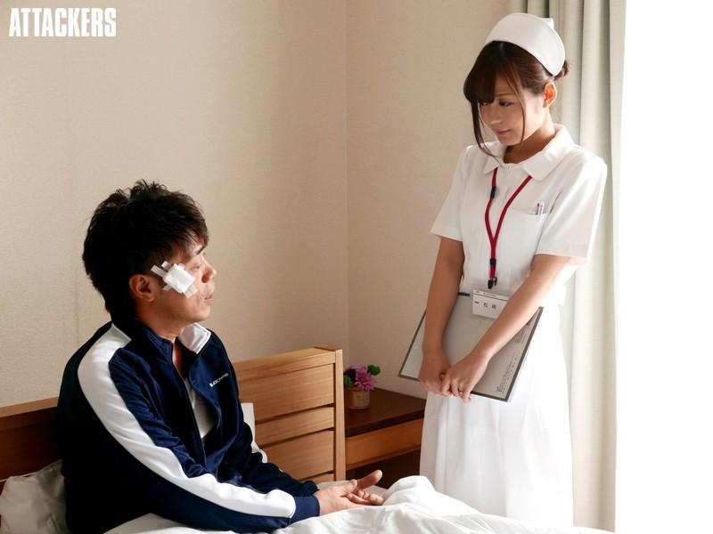 石原莉奈 看護師監禁調教 淫らな私にお仕置きを…。サンプルイメージ1枚目