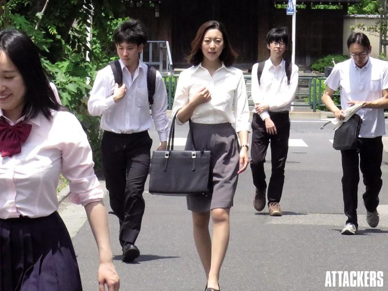女教師玩具化計画 松下紗栄子 の画像1