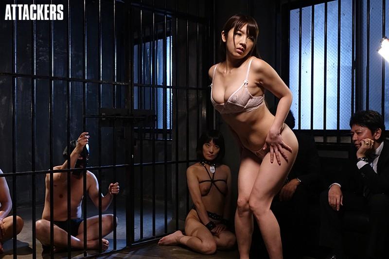 奴隷色のステージ42 神咲詩織-11