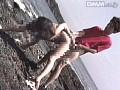 水着を脱いでビーチファック 海の家45人 サンプル画像 No.3