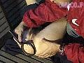 超拡大ケツの穴 アナルの微笑覗いてみよう虫メガネ